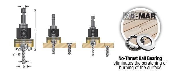 Quick Release Drill Bit Accessories