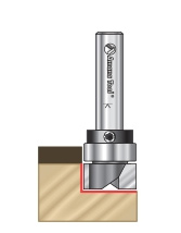 Dado Clean Out Router Bits
