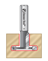 Special Amerock Hinge Router Bits