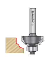 Edge Detail Router Bits for Rosettes