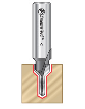 Counterbore/Countersink Screw Slot Router Bits