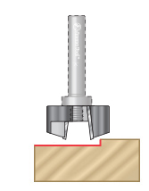 Mortising Screw Type Cutters