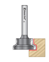 Drawer Lock Router Bits