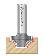 Beading Groove Router Bits