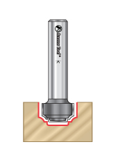 Traditional Groove Router Bits