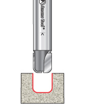 Drainboard Router Bits