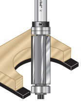 Multi-Trimmer Router Bits