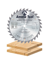 Multi-Use Ripping & General Purpose Saw Blades