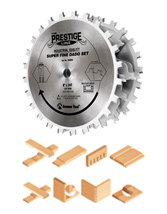 Prestige Super Fine Dado Sets