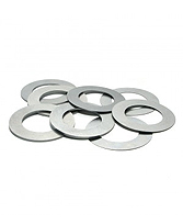 8-pc Shim Sets for Shaper Cutters