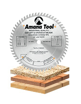 Plywood / Solid Wood / Chipboard Cutting Saw Blades