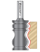 Crown Molding Router Bits