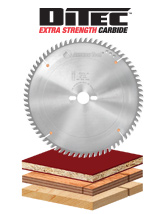 Ditec Sliding Table Saw Blades