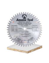 Hollow Ground Saw Blades