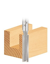 Carbide Tipped Straight Plunge Metric Router Bits for Undersized Plywood