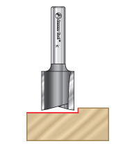 Mortising Router Bits