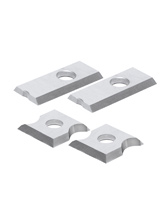 Pair of Replacement Knives for Insert Bits