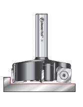 Face Milling for Non-Ferrous Metals CNC End Mill / Router Bit