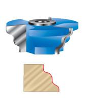 Wave Edge Shaper Cutters