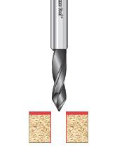 Solid Carbide Ditec Through-Hole Dowel Drills