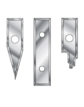 Solid Carbide Insert Knives