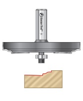 Casing & Brick Molding Router Bits