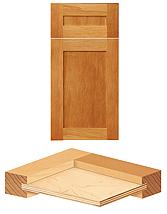 Door Making Insert Shaper Cutters