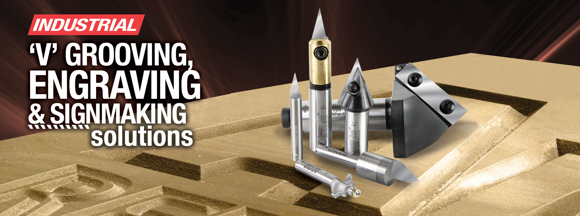 Signmaking CNC Router Bits