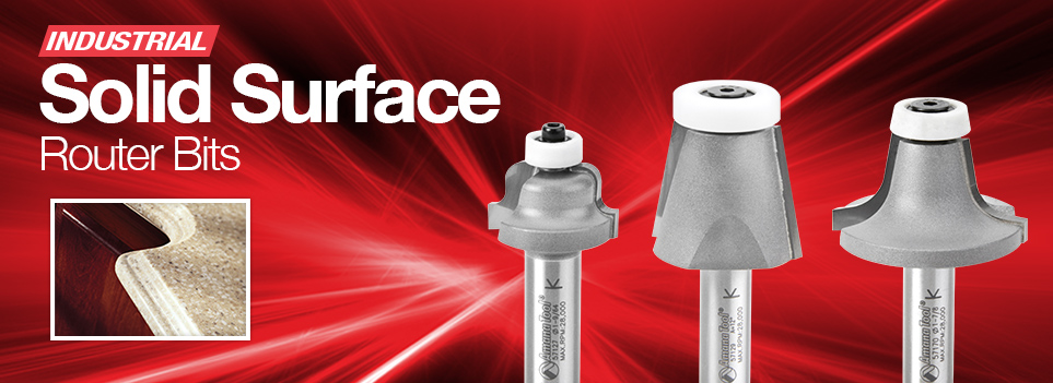 Solid Surface Router Bits Router Bits Products