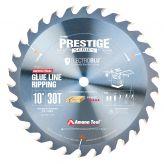 610301C Electro-Blu™ Carbide Tipped Prestige™ Glue Line Ripping 10 inch Dia x 30T TCG, 22 Deg, 5/8 Bore