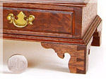 Miniature Blanket Chest