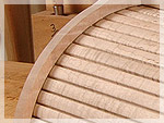 How to Make a Tambour Door