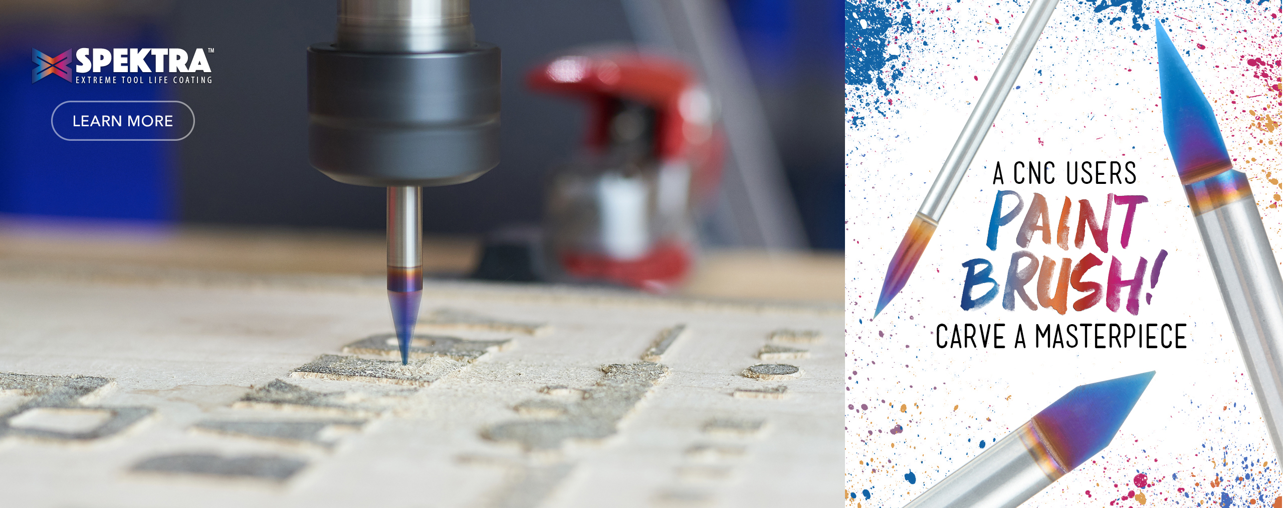 Spektra Engraving Router Bits