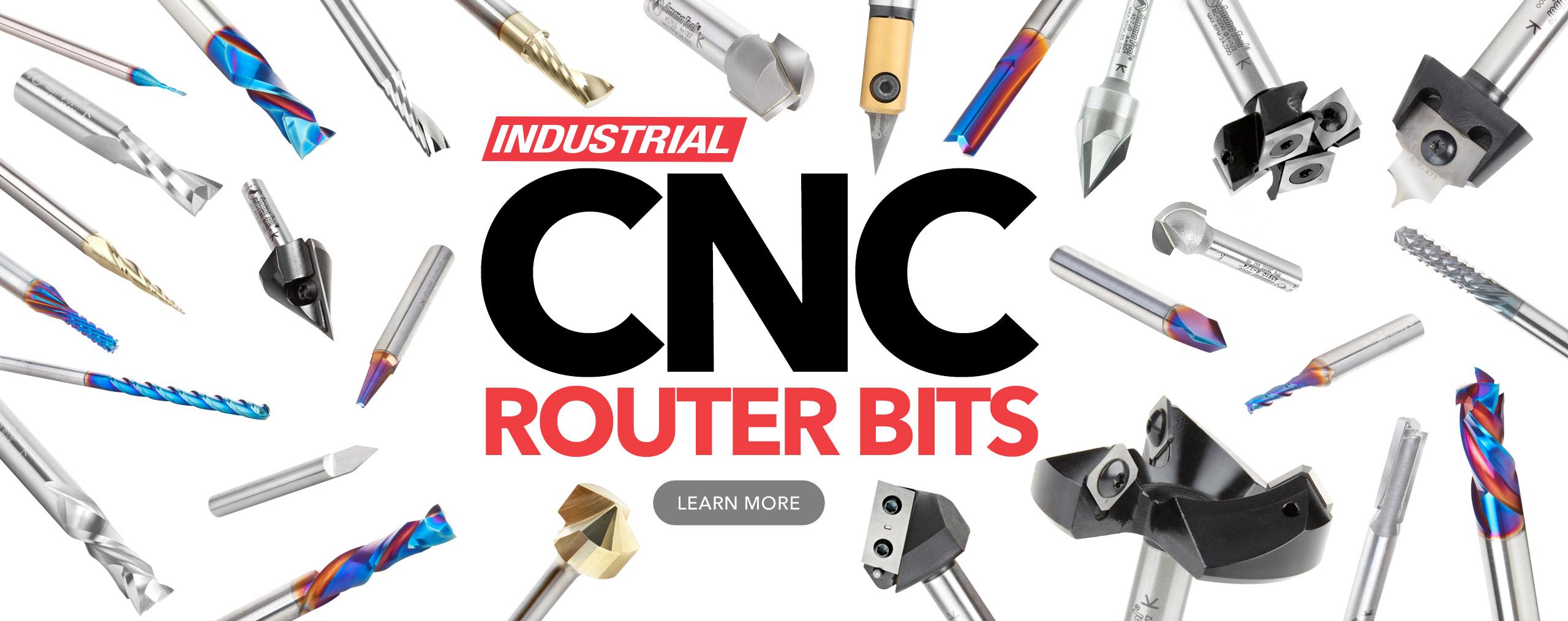 CNC Router Bits