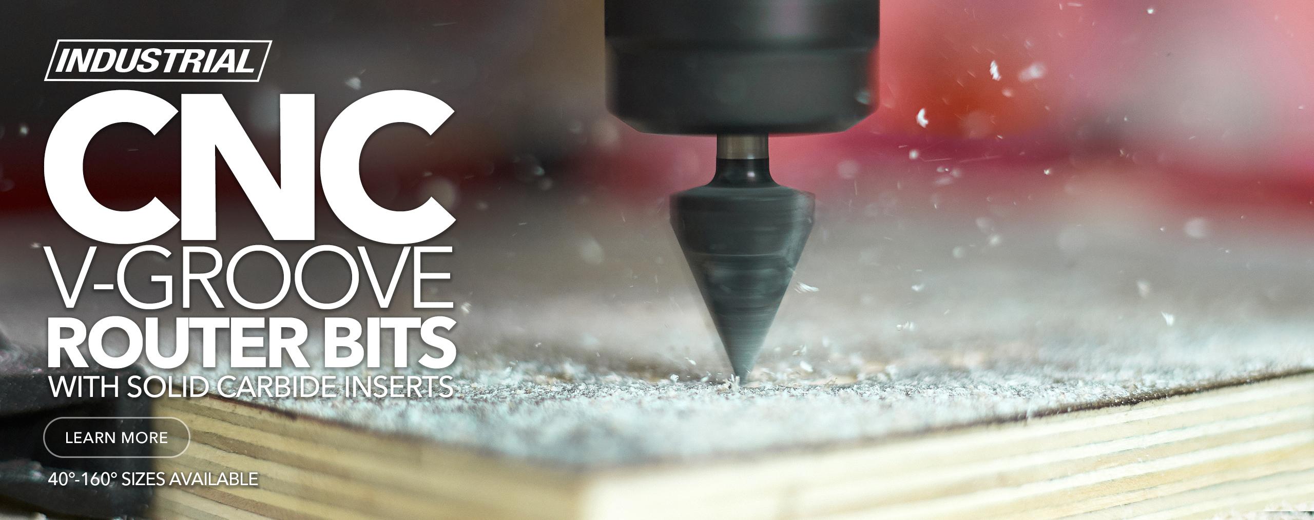 CNC Insert V Groove