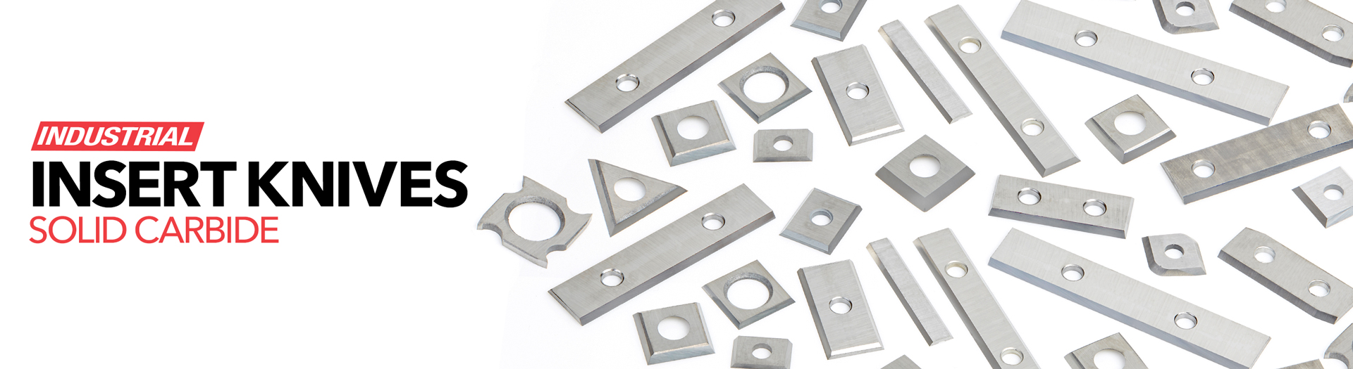 Solid Carbide Insert Knives Cnc Router Bits Industrial