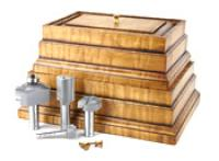 Amana Tool Router Bit Set for New Stacking Boxes Project
