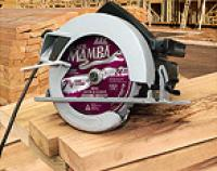 Amana Tool Introduces Mamba™ Thin-kerf Saw Blades for Framing and Decking Applications