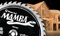Amana Tool Expands Mamba Collection of Thin-kerf Saw Blades Specially Designed for Contractors