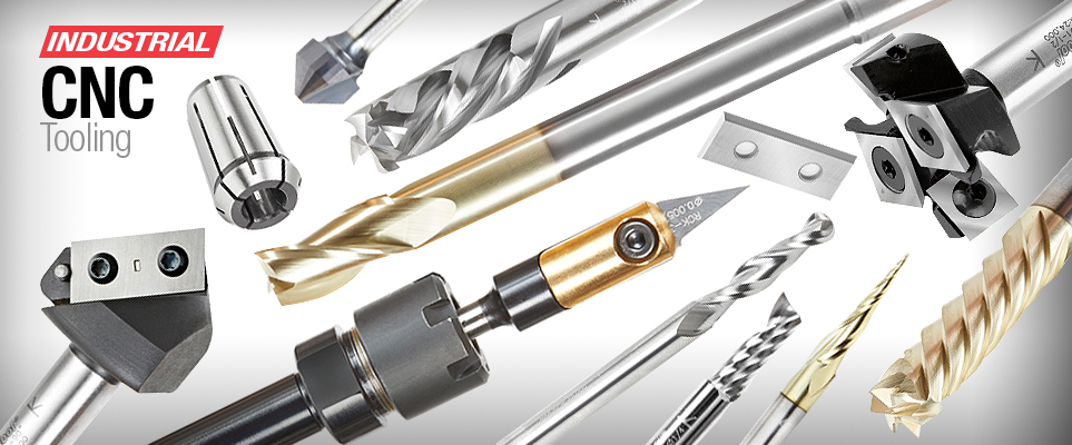 ... cnc tooling for industrial applications including cnc router tooling
