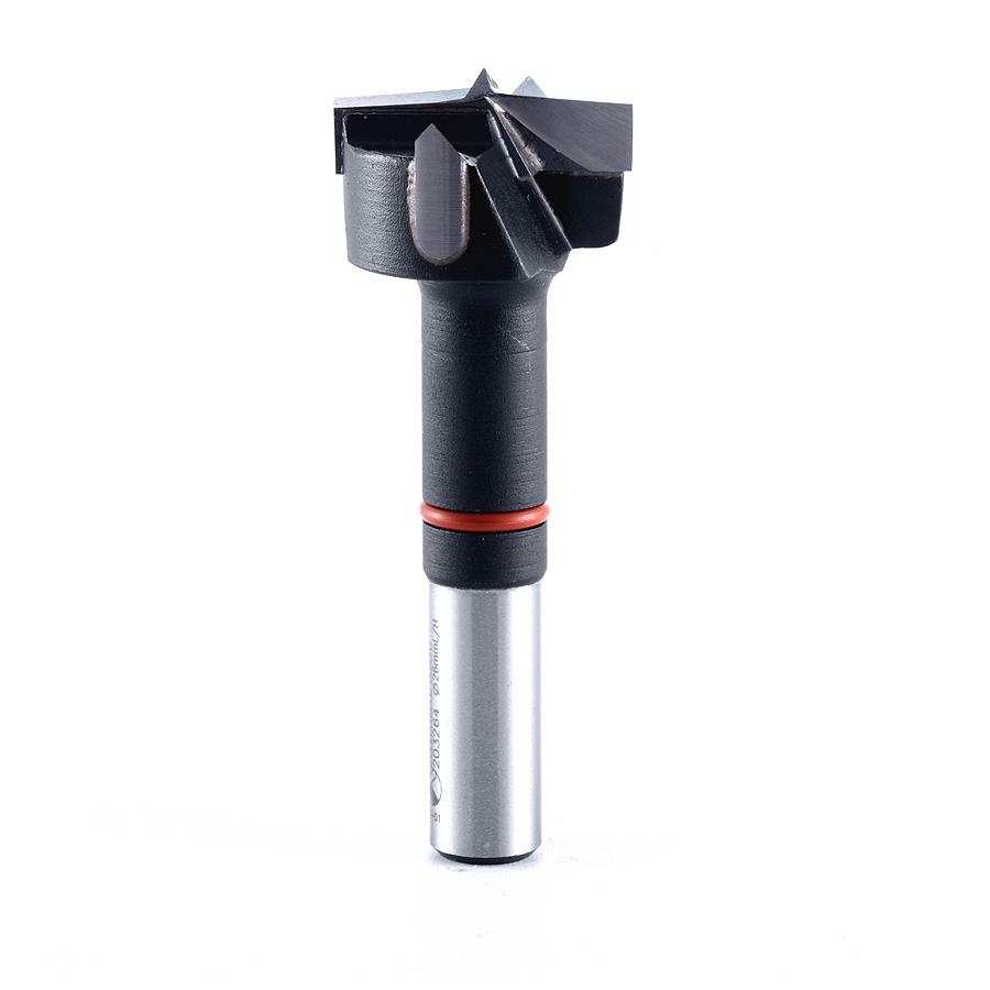 203264 Carbide Tipped Hinge Boring Bit L/H 26mm Dia x 70mm Long x 10mm Shank