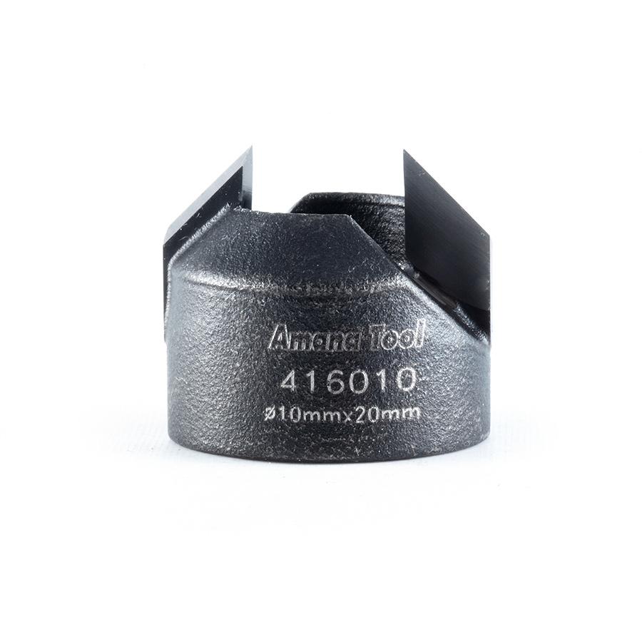 416010 Carbide Tipped Countersink L/H 20mm Dia x 16.5mm Long x 10mm Shank