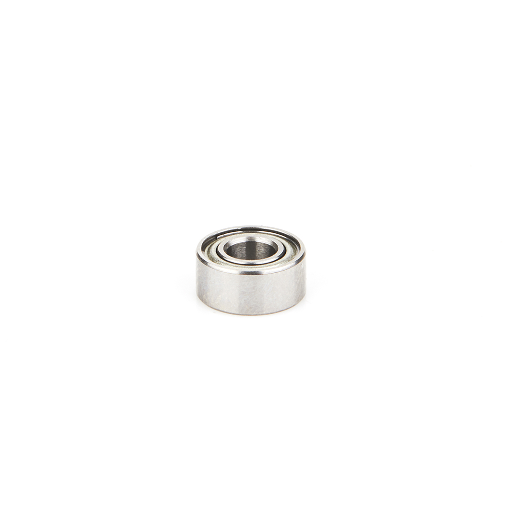 47660 Metric Steel Ball Bearing Guide 9mm Overall Dia x 4mm Inner Dia x 4mm Height