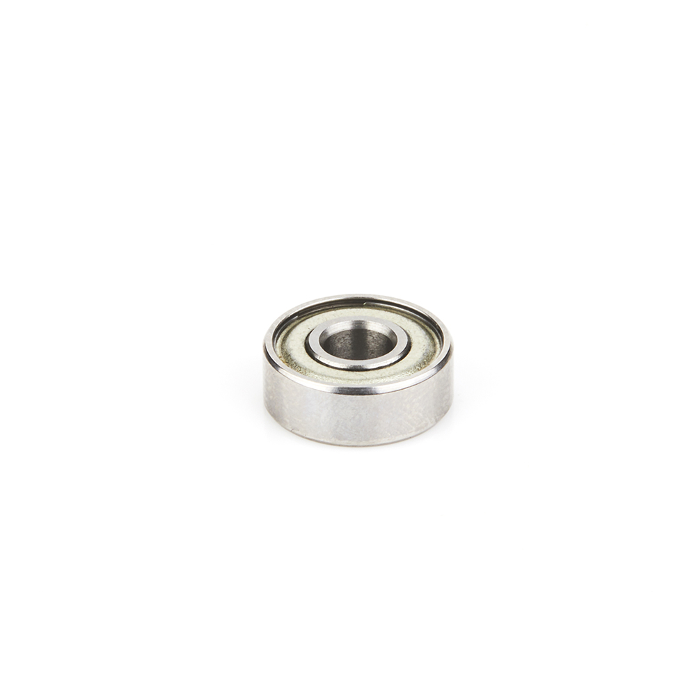 47662 Metric Steel Ball Bearing Guide 11mm Overall Dia x 4mm Inner Dia x 4mm Height