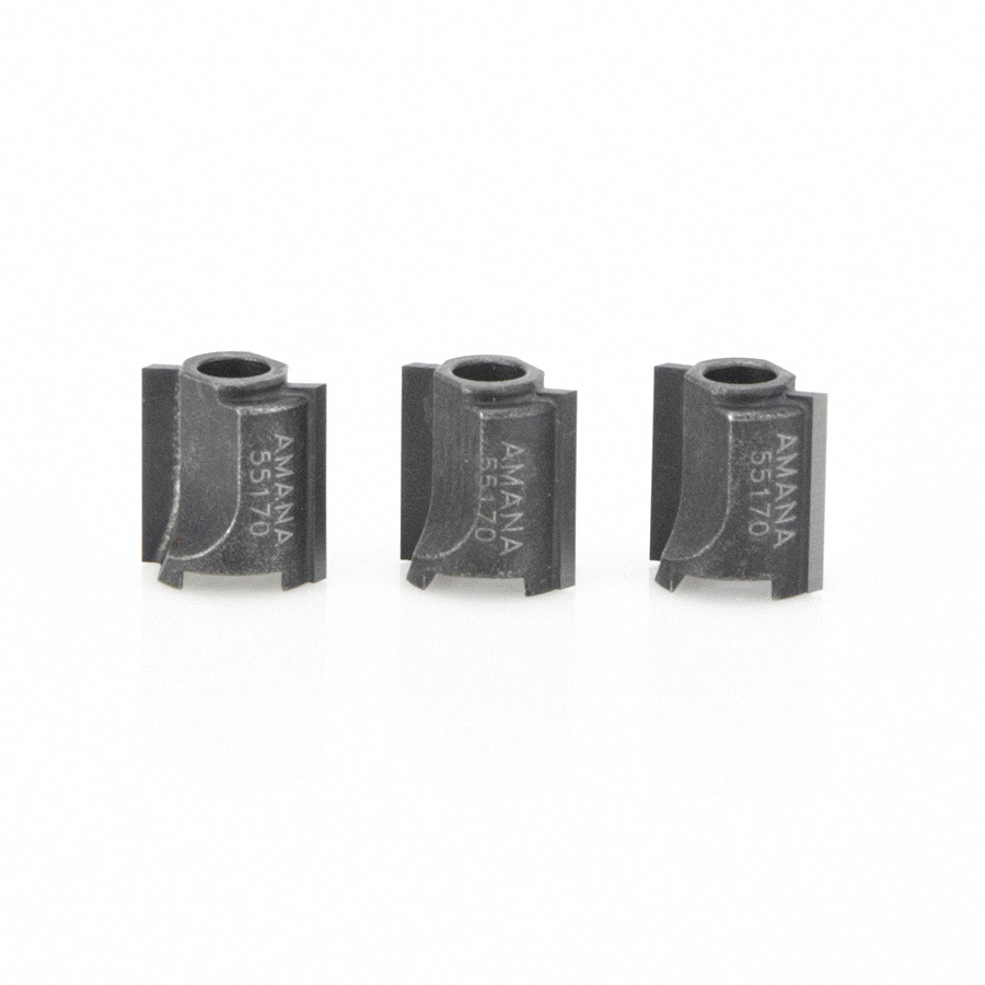 55170 3-Pack Cutters for #47170 (Replaces Ocemco #TA-156)