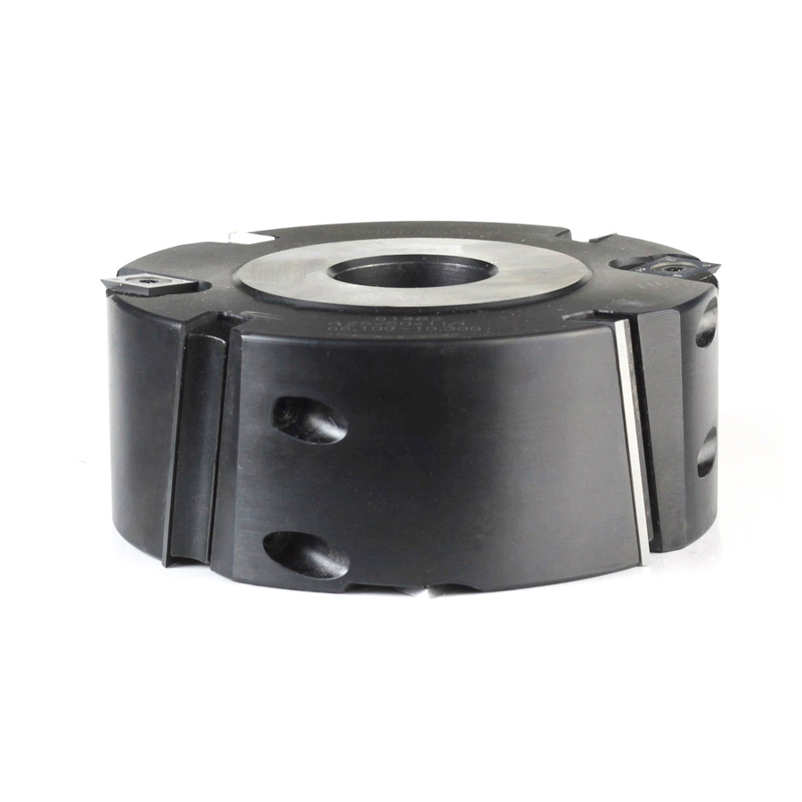 61482 Insert Carbide Shear Rabbeting 125mm (5) Dia x 50mm (2) x 1-1/4 Bore Steel