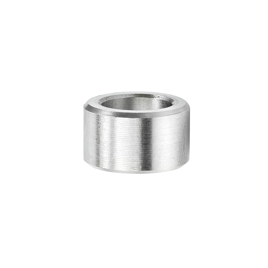 BU-902 High Precision Industrial Steel Spacer (Sleeve Bushings) 3/4 Dia x 7/16 Height for 1/2 Spindles