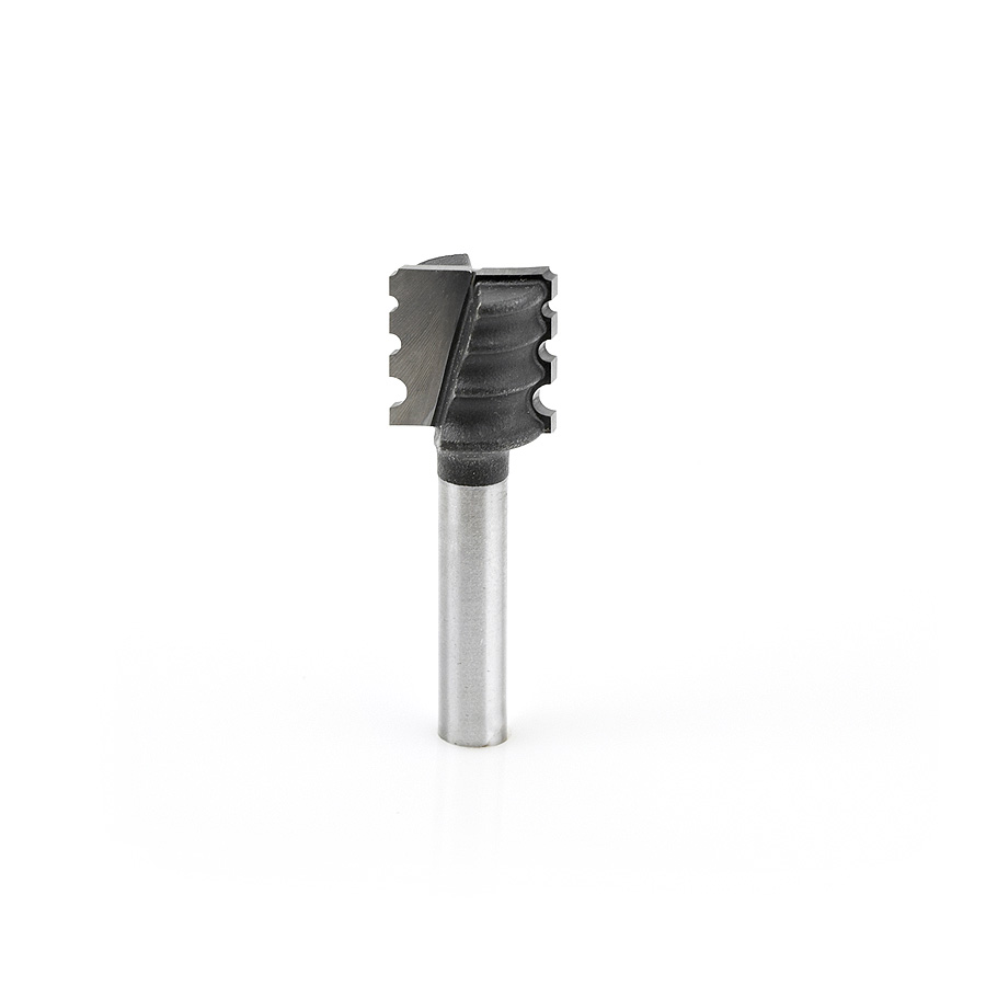 MM4110 Carbide Tipped Miniature Molding 1/32 x 3/64 x 5/64 Radius x 19/32 Dia x 19/32 x 1/4 Inch Shank