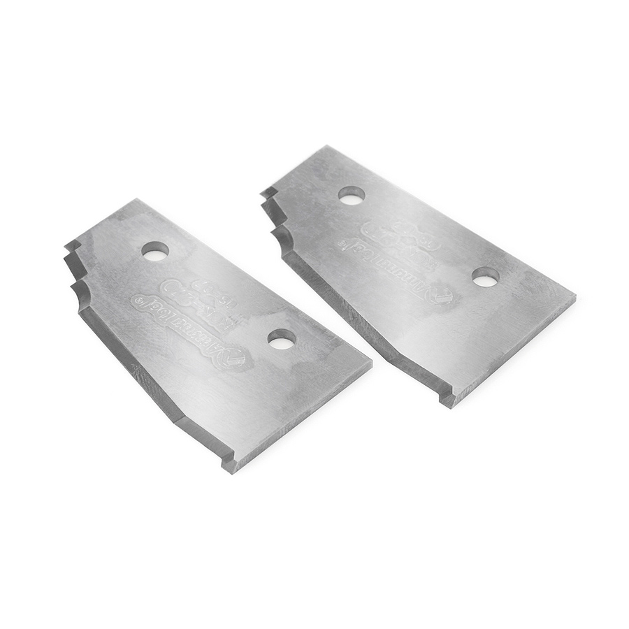 RCK-270 Solid Carbide Insert Infinity System Knife 50 x 30.5 x 2mm Profile 8 - Sold as Pair.
