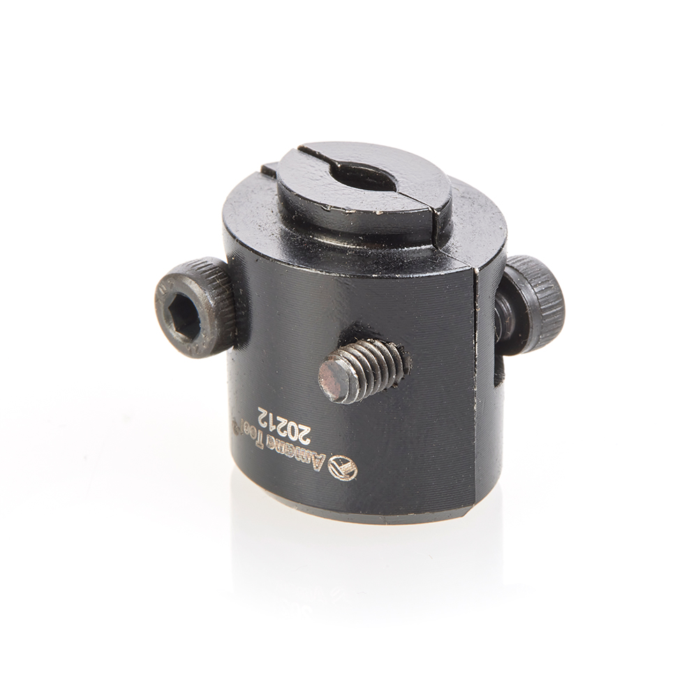 20212 Adjustable 6mm to 10mm (1/4 to 3/8) Universal Drill Depth-Stop